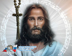 Russian rosary of paracord - «Jesus's age» 33 knot