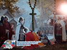 Русские четки из паракорда - «возраст Христа» 33 узелка
