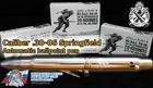 Automatic ball pen from original cartridge 30-06 Springfield