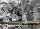 Автоматическая шариковая ручка из оригинальных патронов Mauser