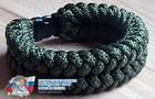 "Bracelet ""Tread"" - Military style - color - olive"