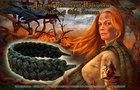 """Кельтский ободок для волос """"Диадема Кельтской Принцессы"""""""