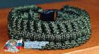 "Bracelet ""Unisex"" - Military style - color - olive"